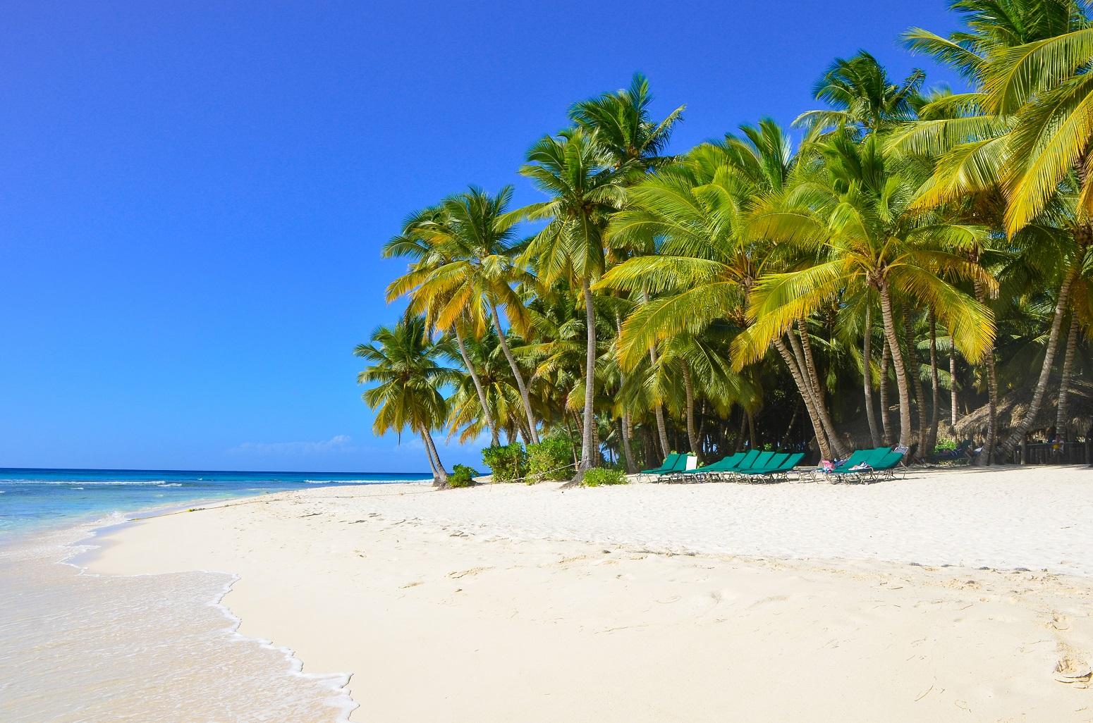isla saona tropical